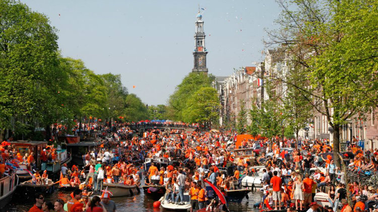Amsterdam Express Special - King's Day