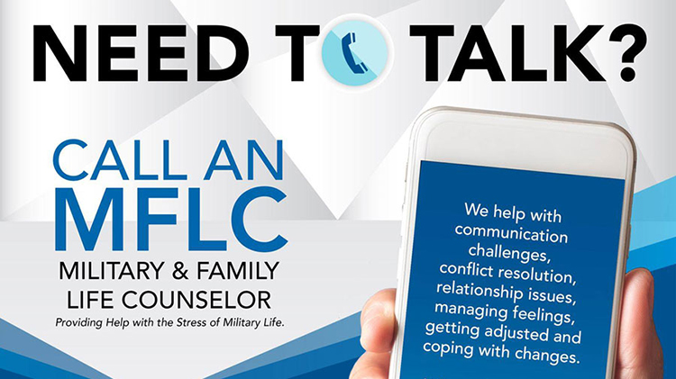 Military and Family Life Counselors MFLC