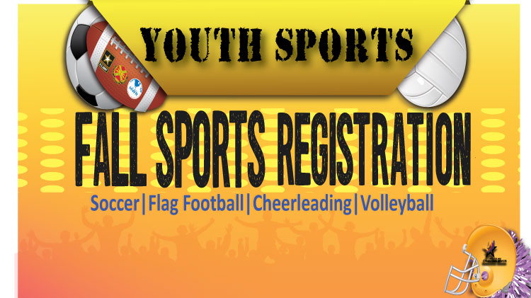 Fall Youth Sports Registration