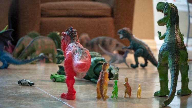 """Dinovember"" Photo Contest"