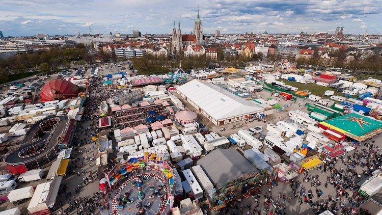 Munich Fruhlingsfest - Oktoberfest's Little Sister