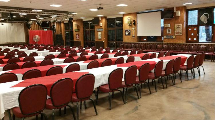 September Room Rental Special at Kazabra Club