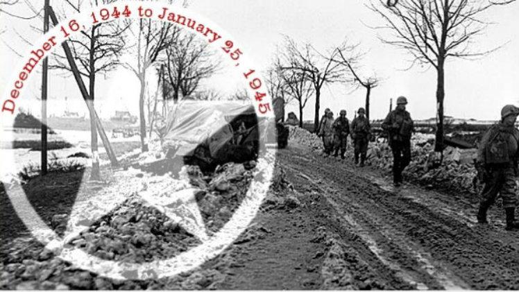 Bastogne Memorial March