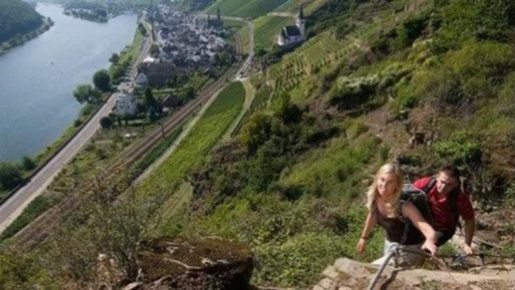 Dreamloops Hike - Hatzenport Vinyard Climb