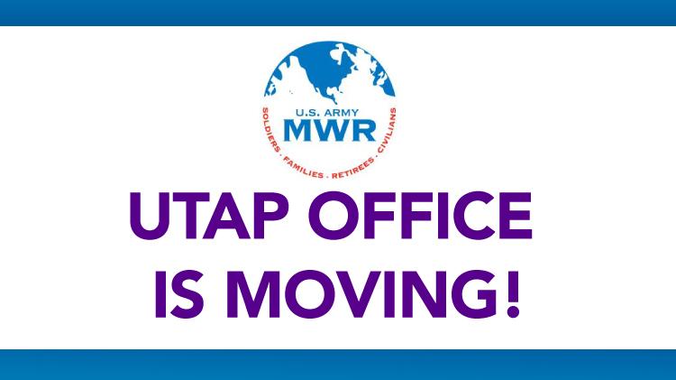 UTAP Is Moving