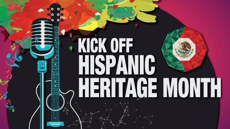 Kick-off Hispanic Heritage Month