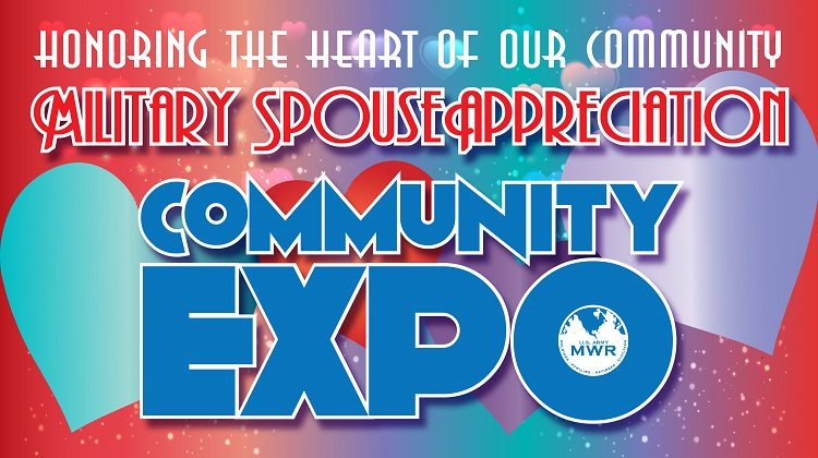 Community Expo: Celebrating Military Spouses