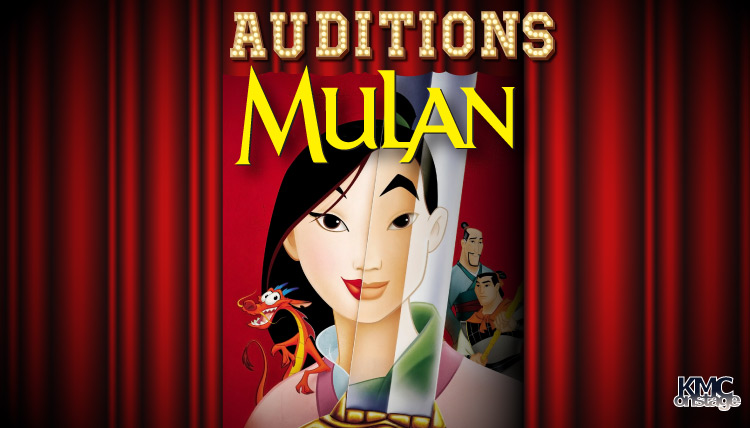 Mulan Auditions