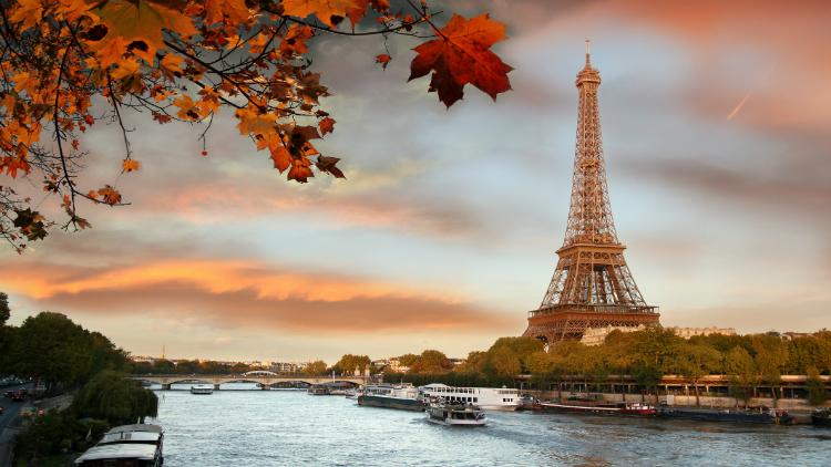 Veteran's Day Special - Paris Weekend