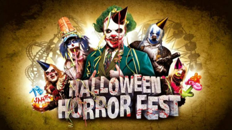 Halloween Horror Fest at Movie Park