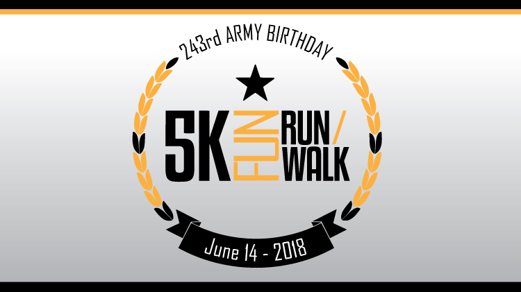 Army Birthday 5K Run