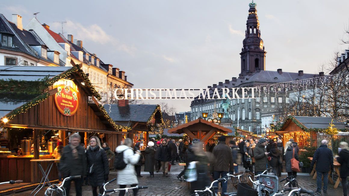 Danish and Swedish Christmas Markets - Copenhagen Overnight