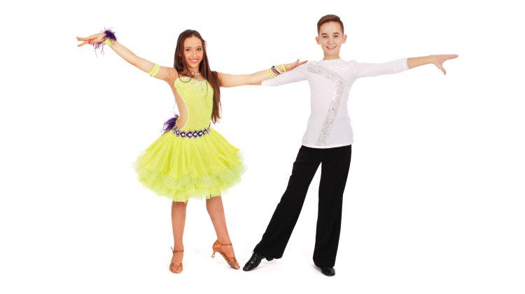 SKIES Unlimited: Latin Dancing