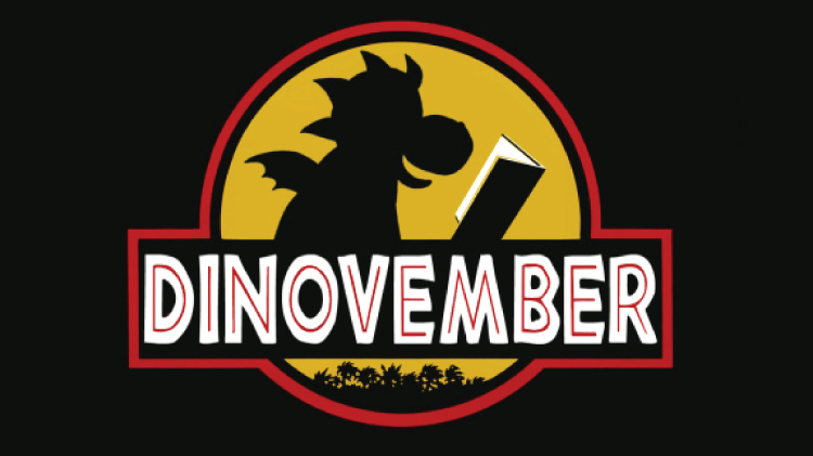 4th Annual Dinovember Celebration