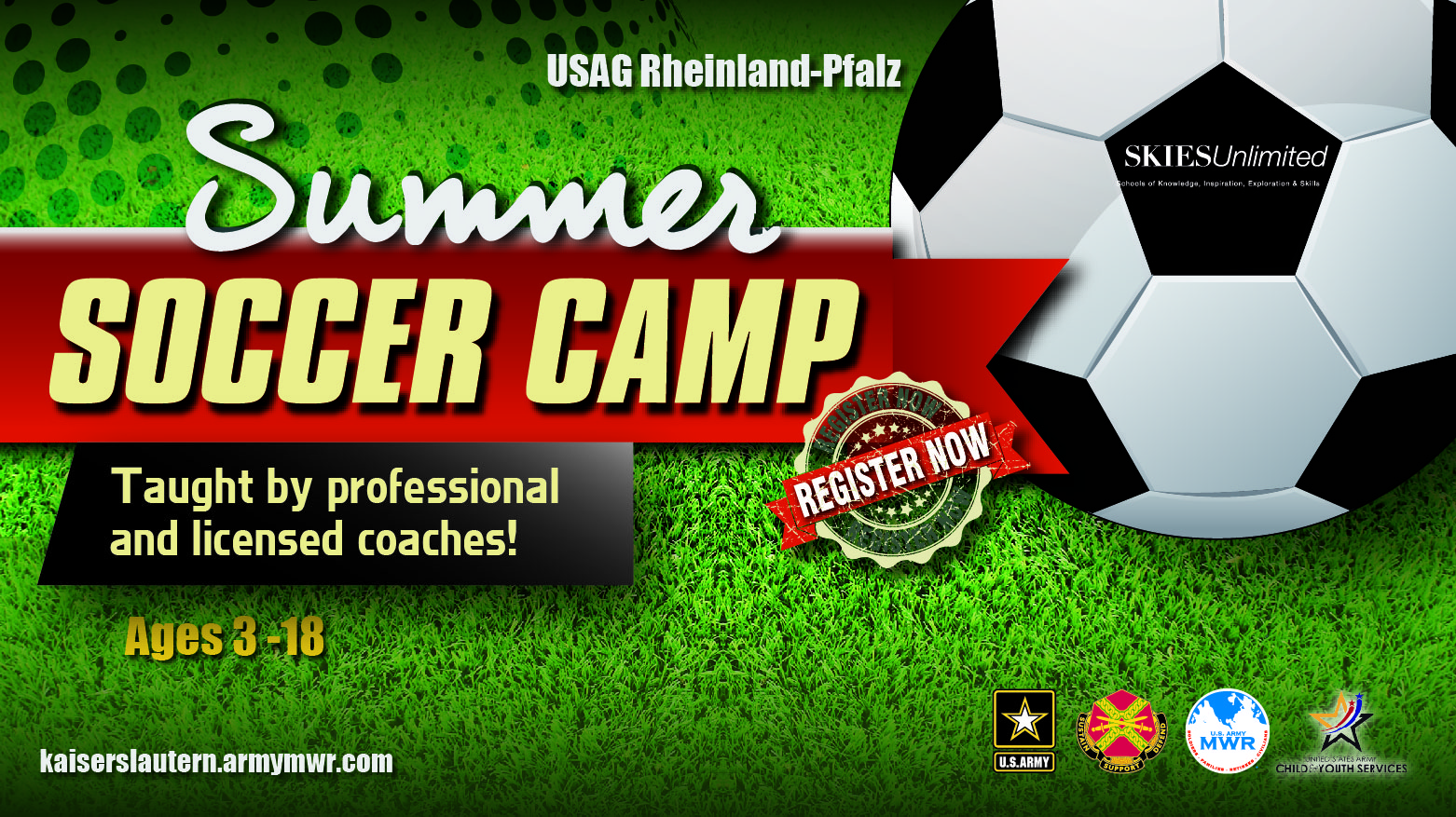 Skies Summer Soccer Camp