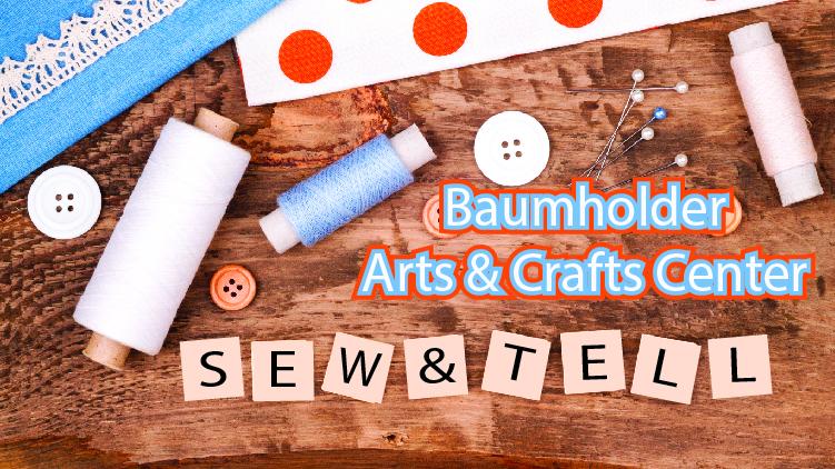 Sew & Tell Classes