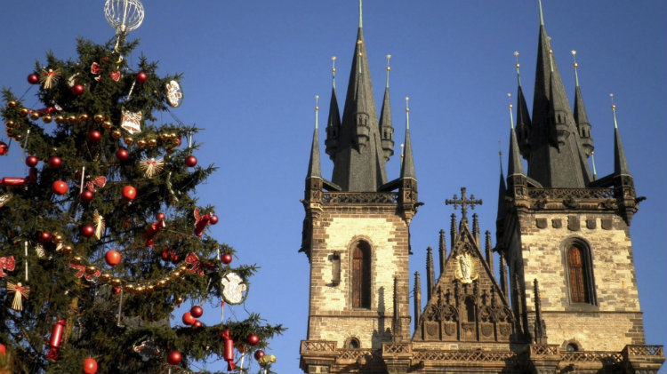 Prague Christmas Market Express