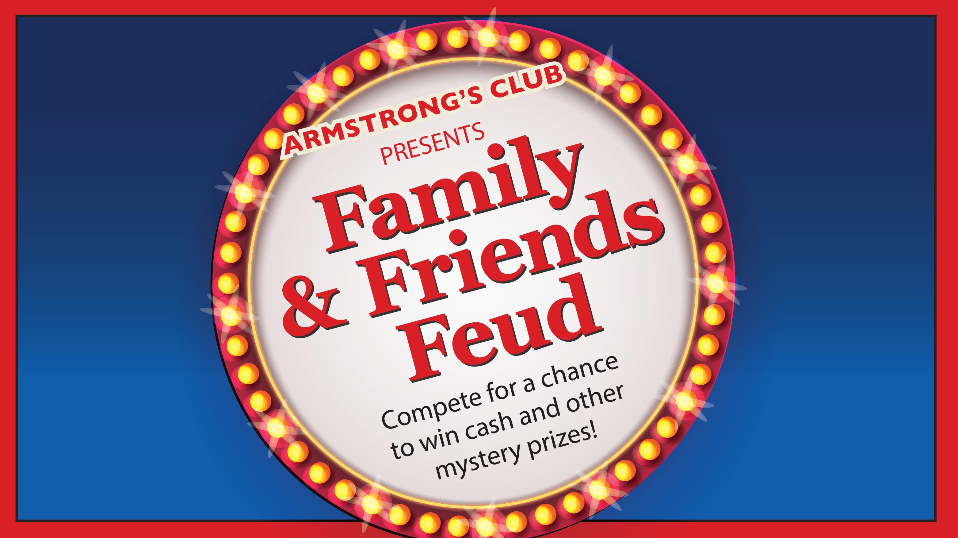Family & Friends Feud