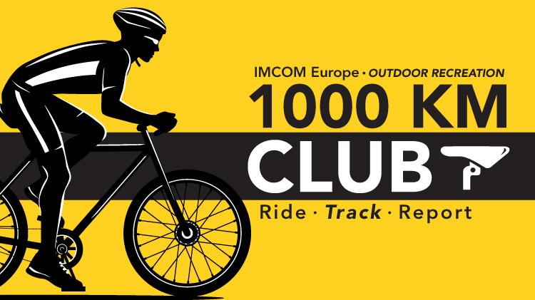 1000-Kilometer Biking Club