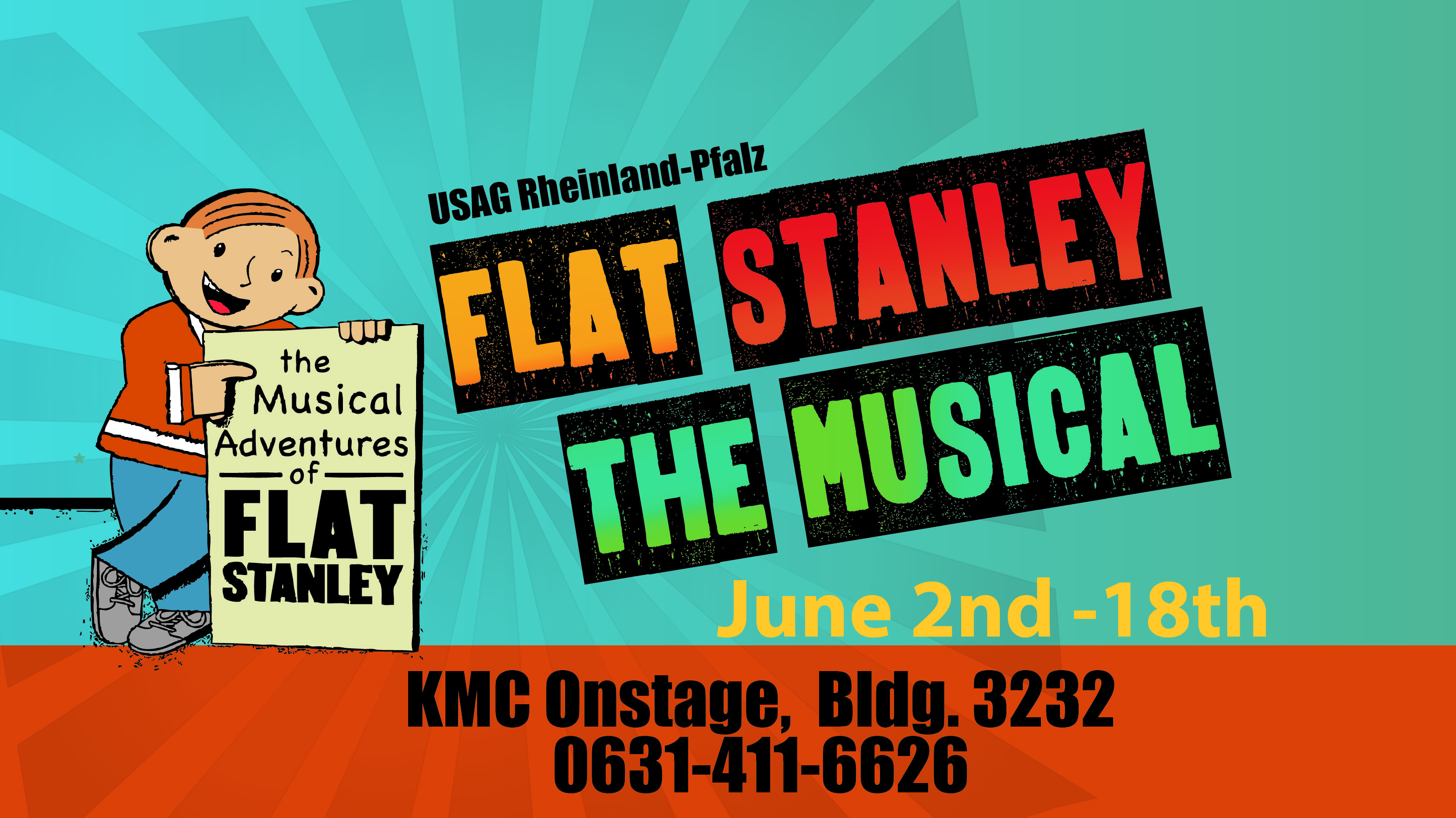 Flat Stanley the Musical