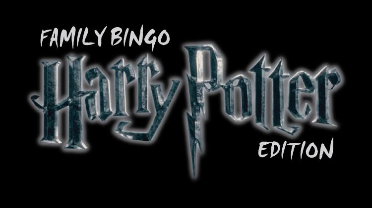 Harry Potter's Magical Family Bingo