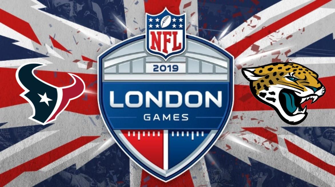 NFL in London - Texans vs. Jaguars