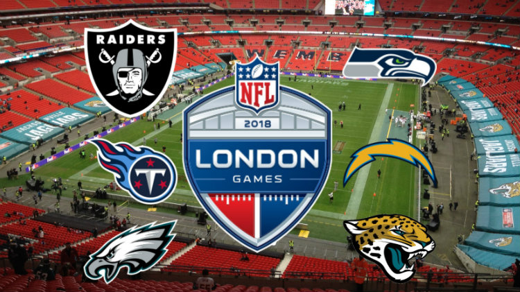NFL in London - Chargers vs. Titans