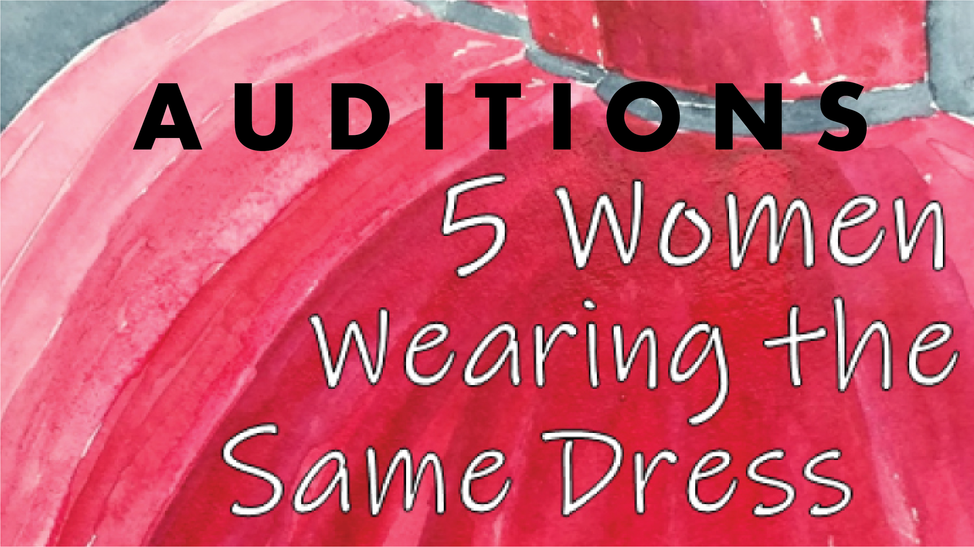 5 Women Wearing the Same Dress Auditions