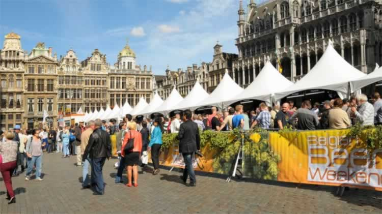 Brussels Express and Belgian Beer Festival