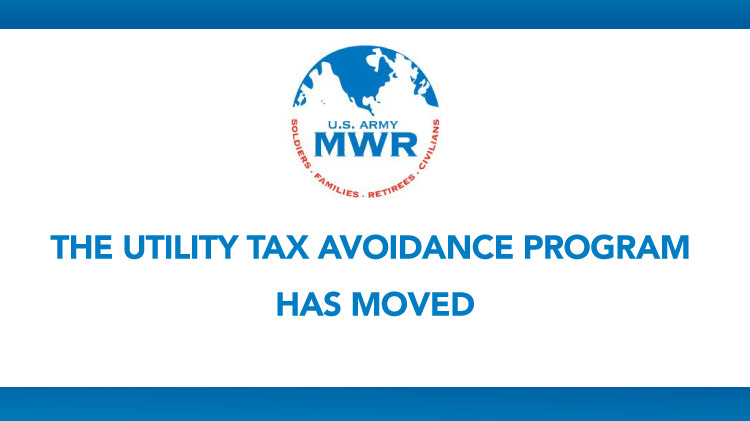 The Utility Tax Avoidance Program (UTAP) Office Moved