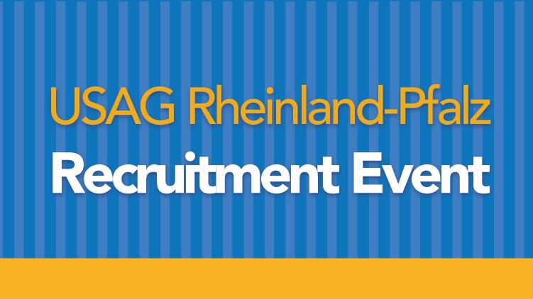 USAG RP Recruitment Event