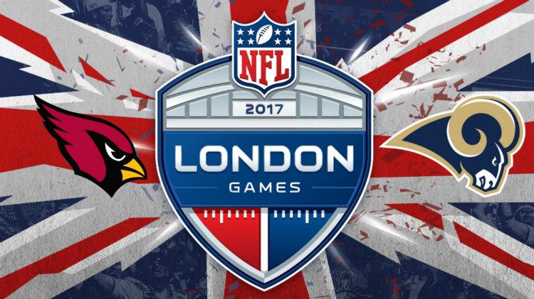 NFL in London - Cardinals vs. Rams