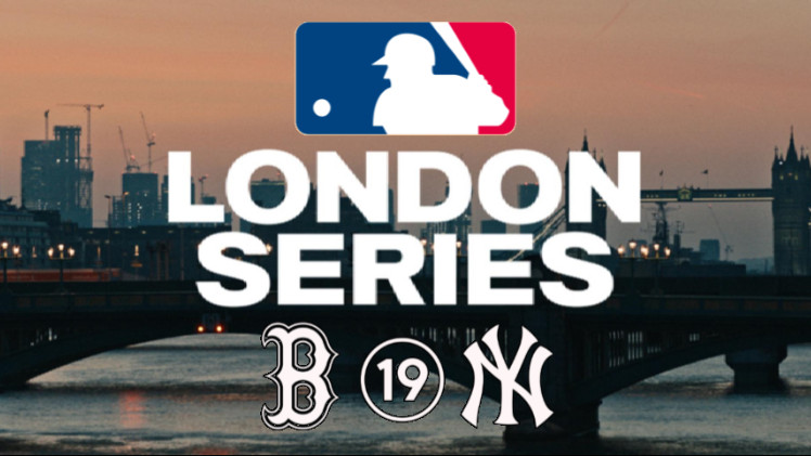 Major League Baseball in London - New York Yankees vs. Boston Red Sox
